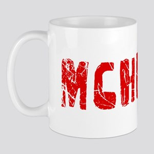 McHenry Faded (Red) Mug